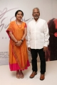 Suhasini, Mani Ratnam @ Kaatru Veliyidai Audio Launch Stills