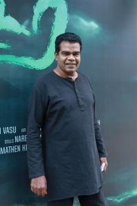 Actor Ponnambalam @ Katteri Movie Press Meet Stills