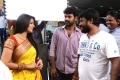 Sneha, Vimal, VR Nagendran @ Kaaval Movie Shooting Spot Stills