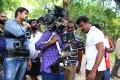 Samuthirakani @ Kaaval Movie Shooting Spot Stills