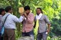 Vimal, Stunt Silva @ Kaaval Movie Shooting Spot Stills