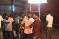 VR Nagendran, Dinesh @ Kaaval Movie Shooting Spot Stills