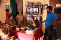 Singamuthu, VR Nagendran @ Kaaval Movie Shooting Spot Stills