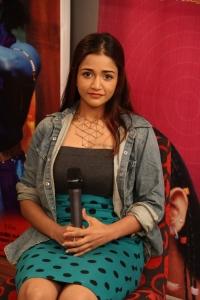 Actress Anaika Soti @ Kaaviya Thalaivan Audio Launch Stills