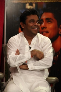 AR Rahman @ Kaaviya Thalaivan Audio Launch Stills