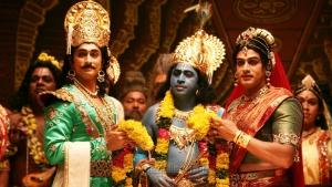 Siddharth, Ponvannan, Prithviraj in Kaaviya Thalaivan Movie New Stills