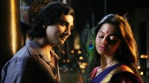 Siddharth, Vedhika in Kaaviya Thalaivan Movie New Stills