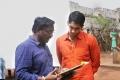 Vasantha Balan, Siddharth @ Kaaviya Thalaivan Movie Working Stills