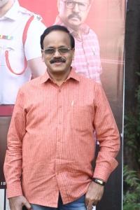 Producer G.Dhananjayan @ Kabadadaari Audio Launch Photos