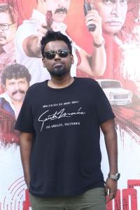 Simon K. King @ Kabadadaari Audio Launch Photos