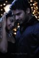 Acterss Angana Rao & Actor Sachin in Kabadam Movie Stills