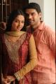 Angana Rao, Sachin in Kabadam Movie Stills