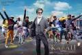 Rajini Kabali Movie New Posters