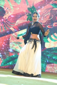 Nisha @ Kabali Music Launch Stills