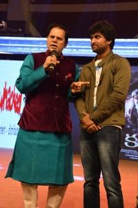 T. Subbarami Reddy, Nani @ Kabali Music Launch Stills