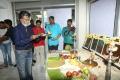 Actor Rajini @ Kabali Movie Pooja Stills