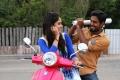 Sanyathara, Aari in Kadai En 6 Movie Stills