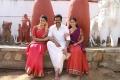 Priya Bhavani Shankar, Karthi, Arthana Binu in Kadai Kutty Singam Movie Stills