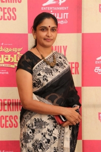 Jeevitha @ 3Kadai Kutty Singam Success Meet Stills
