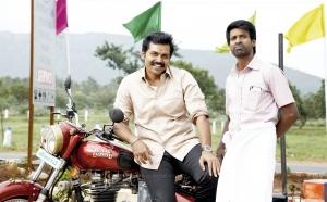 Karthi, Soori in Kadaikutty Singam Movie Images HD