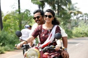 Karthi, Priya Bhavani Shankar in Kadaikutty Singam Movie Images HD
