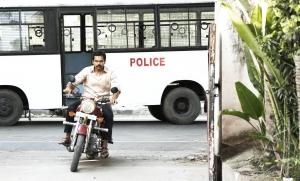 Actor Karthi in Kadaikutty Singam Movie Images HD