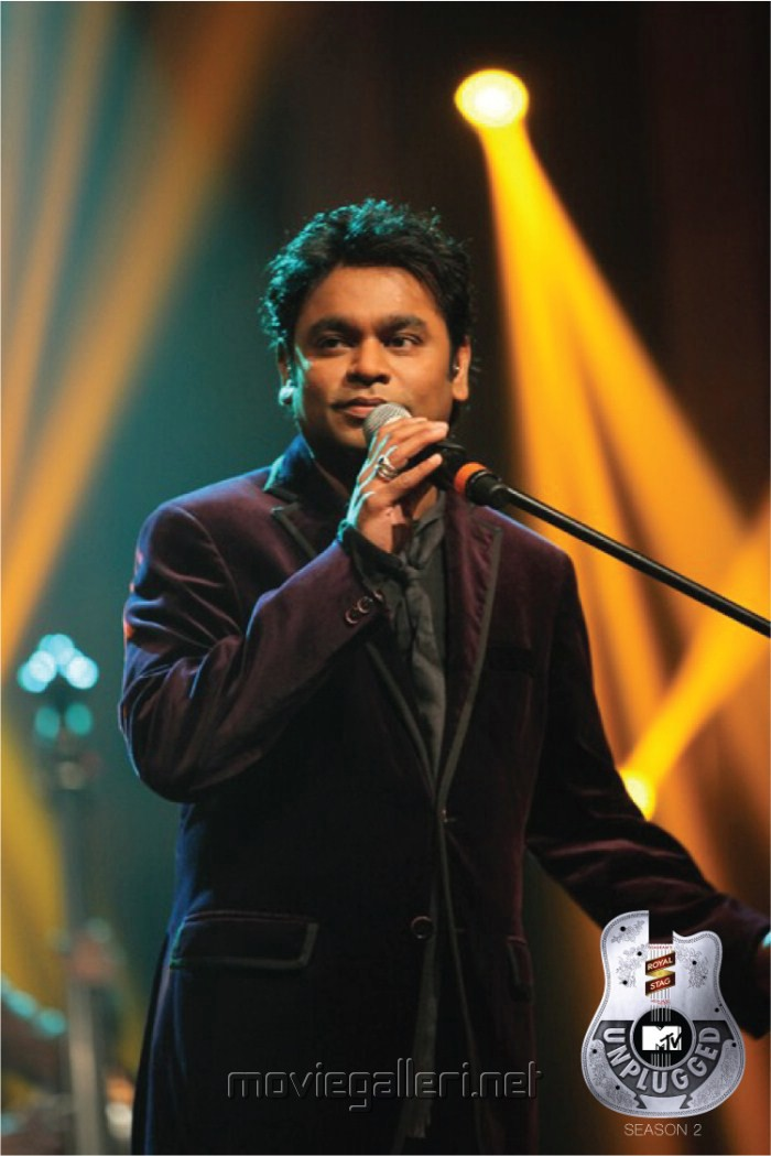 Picture 335480 | MTV Unplugged AR Rahman's Kadal Nenjukulley Song ...