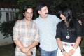 Arjun, Aravind Samy, Thulasi Nair at Kadal Movie Special Show Stills