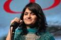 Singer Harini at Kadal Press Meet Stills
