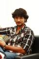 Actor Gautham Karthik at Kadal Team Ap Shreedhar Art House