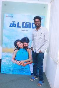 Ma Ka Pa Anand @ Kadalai Movie Audio Launch Stills