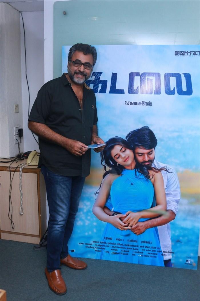 Ponvannan @ Kadalai Movie Audio Launch Stills