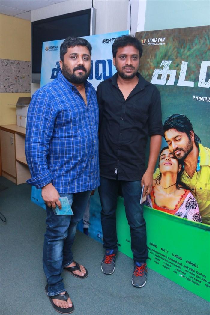KE Gnanavel Raja @ Kadalai Movie Audio Launch Stills