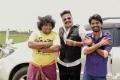 Yogi Babu, John Vijay, Ma Ka Pa Anand in Kadalai Movie Stills