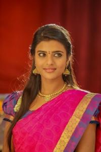 Actress Aishwarya Rajesh in Kadalai Tamil Movie Stills