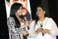 Thulasi Nair with Radha at Kadali Movie Audio Launch Stills
