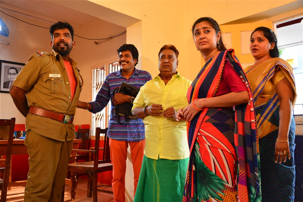 Kadamaan Paarai Movie Photos