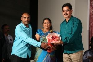Kadambari Movie Trailer Launch Stills