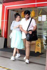 Akshara Haasan, Abi Hassan in Kadaram Kondan Movie HD Images