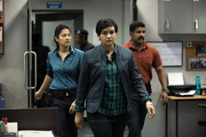 Actress Cherry Mardia, Lena Kumar in Kadaram Kondan Movie HD Images