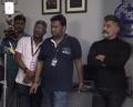 Rajesh Selva, Vikram @ Kadaram Kondan Movie Working Stills HD