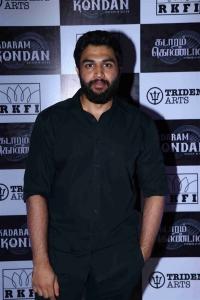Abi Hassan @ Kadaram Kondan Movie Trailer Launch Stills