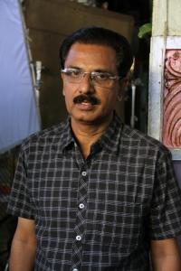 Producer Jaffer Ali @ Kadavan Movie Pooja Stills