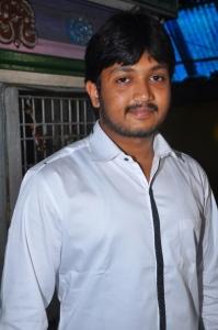 Actor Akash @ Kadavan Movie Pooja Stills