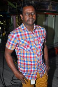 Director Thanigai Arasu @ Kadavan Movie Pooja Stills