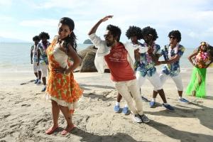 Nikki Galrani, GV Prakash in Kadavul Irukan Kumaru Movie New Images