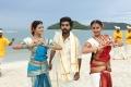 Anandhi, GV Prakash, Nikki Galrani in Kadavul Irukan Kumaru Movie New Images