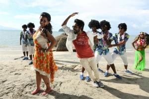Nikki Galrani, GV Prakash in Kadavul Irukan Kumaru Movie Photos