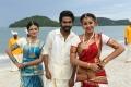 Anandhi, GV Prakash, Nikki Garlani in Kadavul Irukan Kumaru Movie Stills