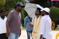 Director M Rajesh @ Kadavul Irukan Kumaru Movie Working Stills